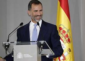 El Príncipe reclama transparencia sobre los poderes y fondos públicos, en pleno aperturismo de la Casa Real