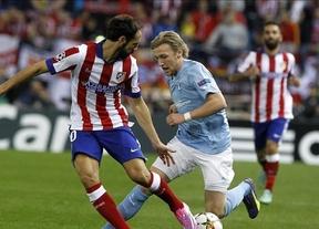 Al Atlético le basta un tiempo para torear y estoquear a un manso Malmoe (5-0)