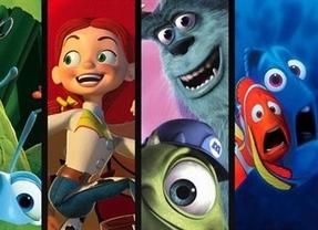 Tras la magia del color de Pixar