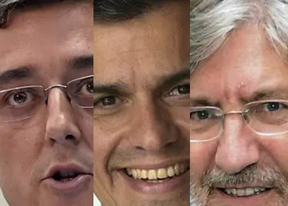 Vídeos de campaña de los candidatos socialistas con tres enfoques diferentes