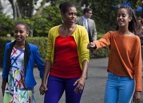 Las lujosas vacaciones de Michelle Obama en España en plena crisis