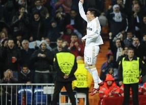 El Madrid también vuela con canteranos: Callejón fue la figura en un nuevo paseo militar ante el Dynamo (6-2)