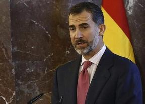 El Rey Felipe VI y el ministro Rafael Catalá participan en el X Congreso Iberoamericano de Periodismo