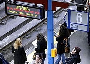 Huelga de Metro: las líneas 2 y 4 tendrán más trenes el día de la Cabalgata de la noche de Reyes que en 2012