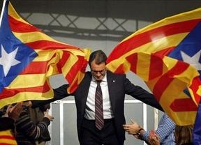 Todos esperan ya la radical respuesta de Artur Mas al 'no' a la consulta que tiene preparado el Congreso