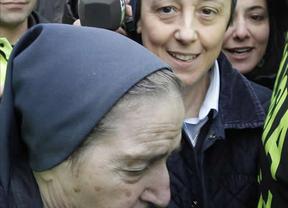 Sor María, la monja acusada de robar niños, no dio la cara: se niega a declarar ante el juez