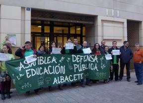 La Asamblea por la Defensa de la Educación Pública de Albacete denuncia