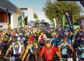 Más de 4.000 ciclistas en la VI edición de la 'Talajara B-PRO Bike marathon'