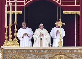 Francisco proclama santos a Juan XXIII y Juan Pablo II en un multitudinario acto