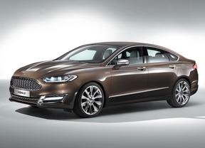 Ford presenta en Europa su nueva gama