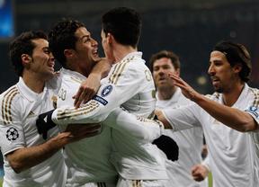 El Madrid, contra el Borussia, sí, pero sobre todo contra la historia en su país maldito