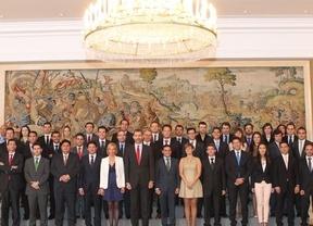 Ceaje trasladan al Príncipe de Asturias la