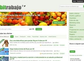 Nace una web de 'minijobs' online