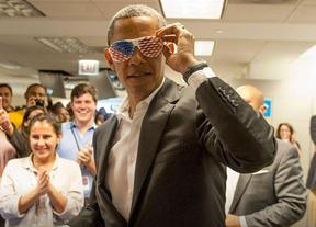 El 'tuit' de Obama anunciando su victoria ya es el más 'retuiteado' de la historia