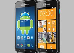 Android y Windows Phone, juntos en un móvil resistente al polvo y las caídas
