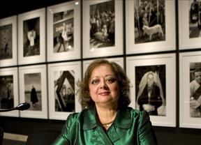 Cristina García Rodero, miembro de la Academia de Bellas Artes