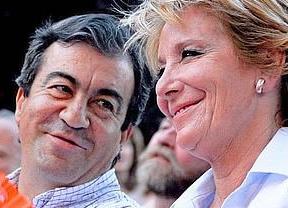 ¿Prepara Aguirre un paso al partido de Cascos en Madrid?