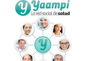Yaampi.com, La red social de salud