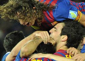 Un Barça nada fino aprende a sufrir: la Real le dio guerra y plantó cara hasta el último suspiro (2-1)