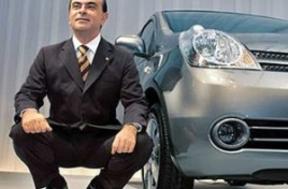 El presidente de Nissan ganó 7,1 millones de euros en 2013