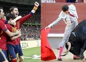 España sigue asociada a los tópicos de siempre: fútbol, toros y buen tiempo