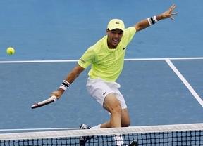Demasiado rival: Federer no da opciones a Bautista y deja el Abierto de EEUU sin representación española