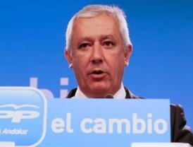 Griñán ve intolerable que el nacionalismo insolidario recurra a mentir