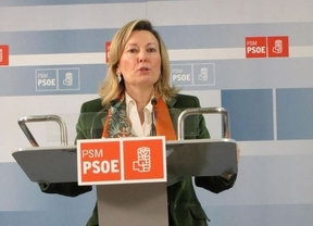 Valcarce 'desoye' a la gestora del PSM y se postula como candidata a la Comunidad de Madrid