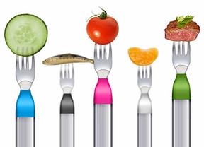 Inventan un tenedor que ayuda a combatir la obesidad