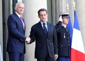 El griego Papandreu ocultó a todos los líderes europeos su plan de convocar un referéndum