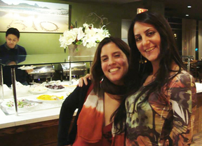 Verónica y Evelise, dos embajadoras del vino español que aspiran a conquistar el mundo