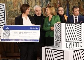 Castilla-La Mancha actualiza su imagen corporativa con motivo del IV Centenario del Quijote