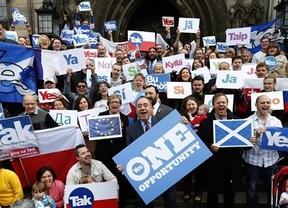 La independencia de Escocia se hará efectiva el 24 de marzo de 2016 si se impone el 'sí'