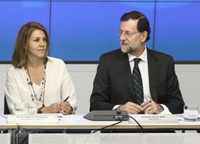 Rajoy despeja dudas sobre Cospedal: