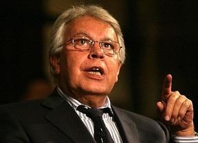 Felipe González llama al gran pacto nacional apelando a la crisis y así dejar al PP sin poder en solitario