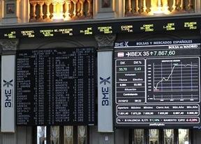 A la bolsa española le sienta bien el triunfo de Obama: sube un 0,82% a la apertura