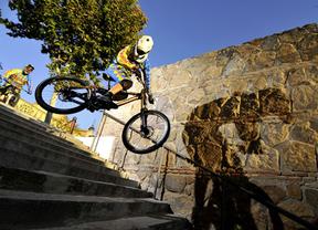 Este fin de semana, espectacular prueba ciclista en el Casco Histórico de Toledo