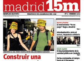 El movimiento 15-M se 'moviliza' periodísticamente