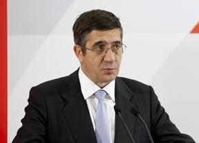 Patxi López evade responsabilidades de sucesión en el PSOE: