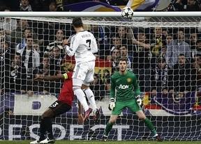 Partidazo en Old Trafford: United y Real Madrid se juegan los cuartos... de final de la Champions