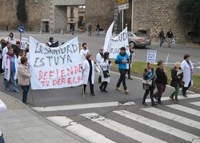 'Marea Blanca' también en Castilla-la Mancha contra la privatización sanitaria