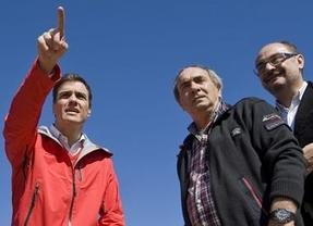 Las expresiones del 'coño' de Pedro Sánchez en la ribera del Ebro elevan la tensión entre Gobierno y PSOE