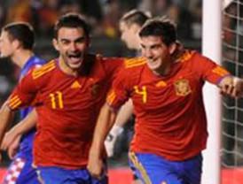 España enfrentará a Colombia en amistoso en el Santiago Bernabéu
