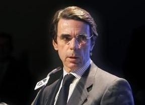 Aznar propone enviar a la cárcel a todos los separatistas catalanes por querer convocar un referéndum