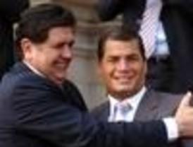 Correa afirma que relaciones entre Perú y Ecuador pasan por su mejor momento