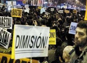 Casi un millón de personas firman en favor de la dimisión de Rajoy y de la cúpula del PP