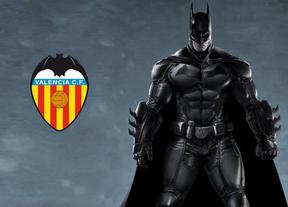Batman tiene un nuevo supervillano... ¡el Valencia CF!