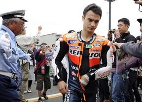 Pedrosa gana en Japón el podio número 400 para Epaña