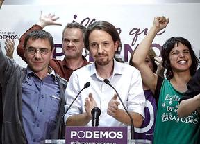 Sigue la 'revolución' de Podemos: ya es la tercera fuerza política en intención de voto, según el CIS