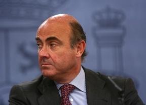 De Guindos pretende que la UE también garantice los depósitos de más de 100.000 euros